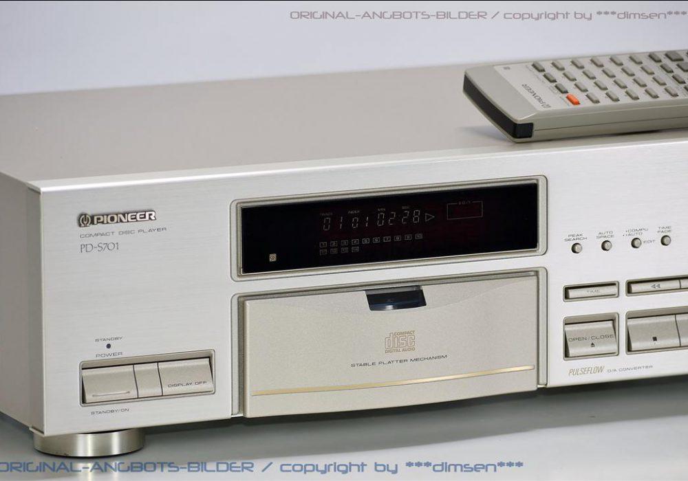 先锋 PIONEER PD-S701 CD播放机