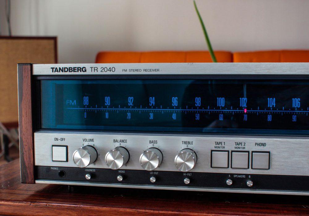 Tandberg TR2040 收音头