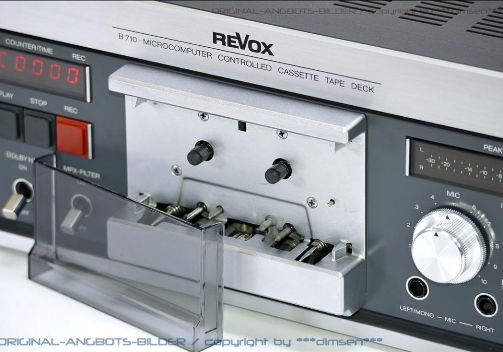 REVOX B710 MKII 高级卡座