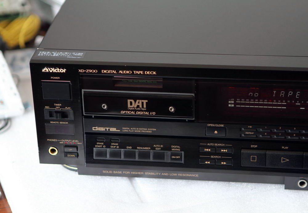 胜利 Victor XD-Z900 高级DAT播放机