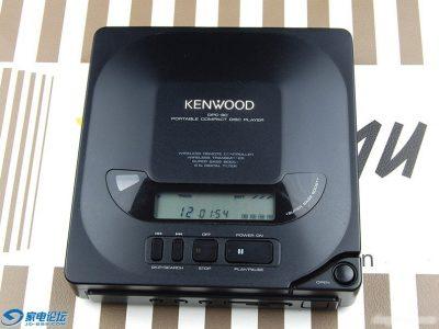 建伍CD随身听 KENWOOD DPC-90