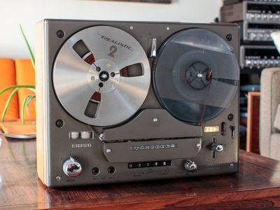 Tandberg Series 6x 开盘机