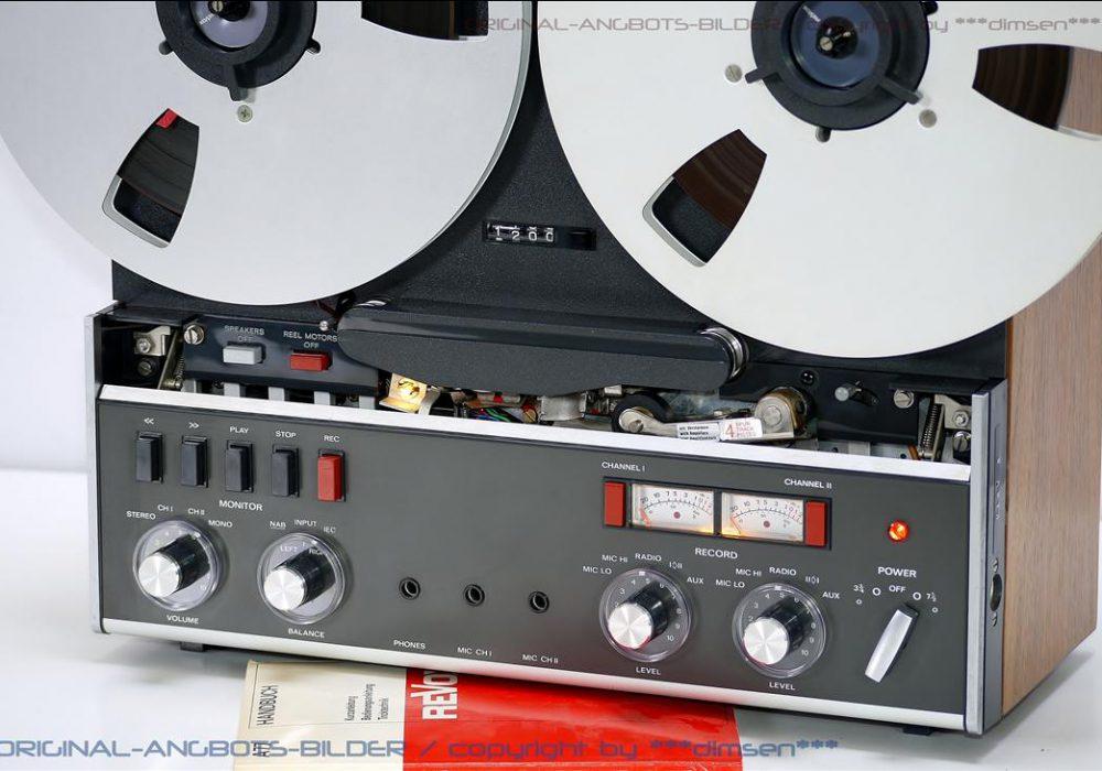 REVOX A77 MK3 开盘机