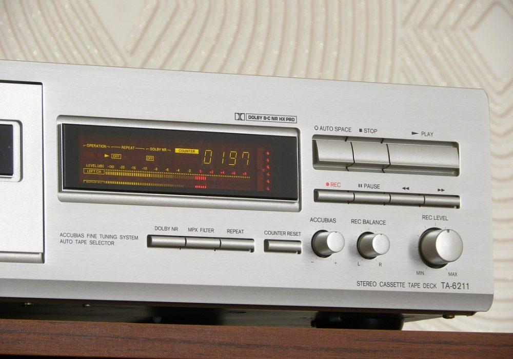 ONKYO TA-6211 磁带卡座