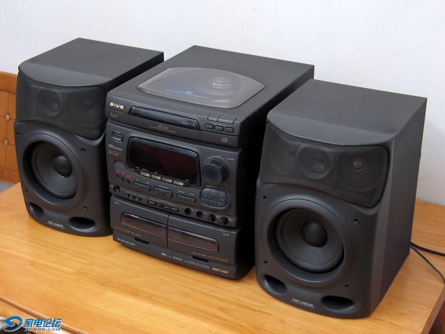 爱华 aiwa NSX-520 组合音响