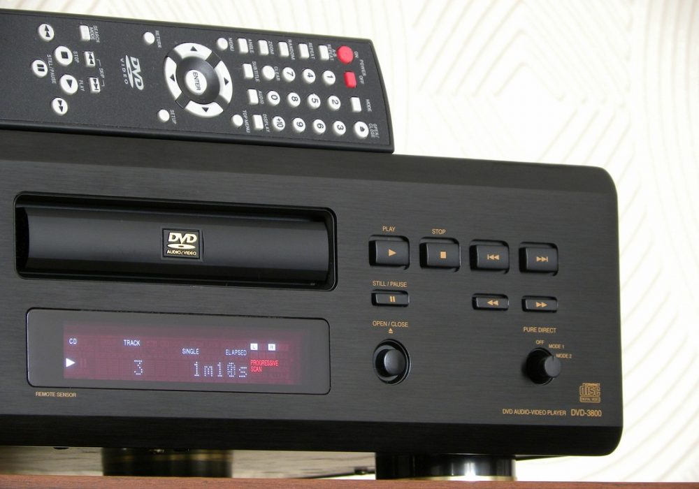 DENON DVD-3800 DVD播放机