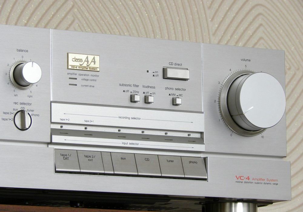 Technics SU-V650 (Silver) 功率放大器