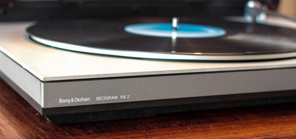 B&O Beogram RX-2 黑胶唱机