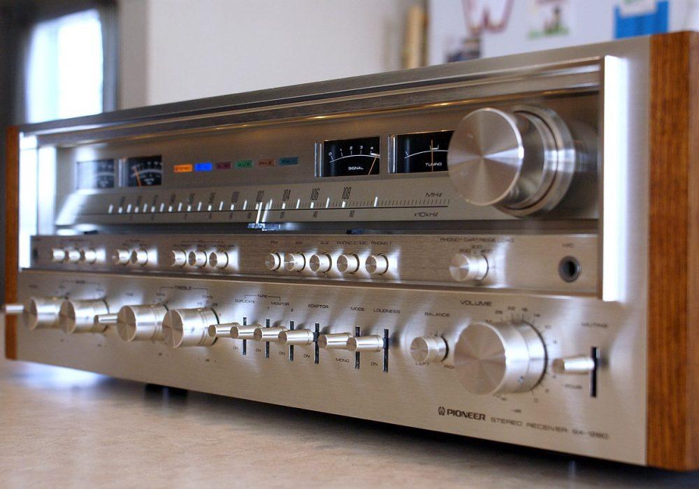 先锋 PIONEER SX-1280 收扩机