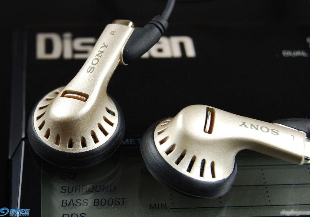 索尼 SONY MDR-E484 耳塞式耳机