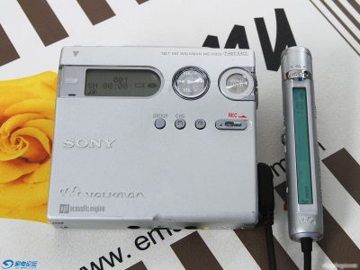 索尼 SONY MZ-N910