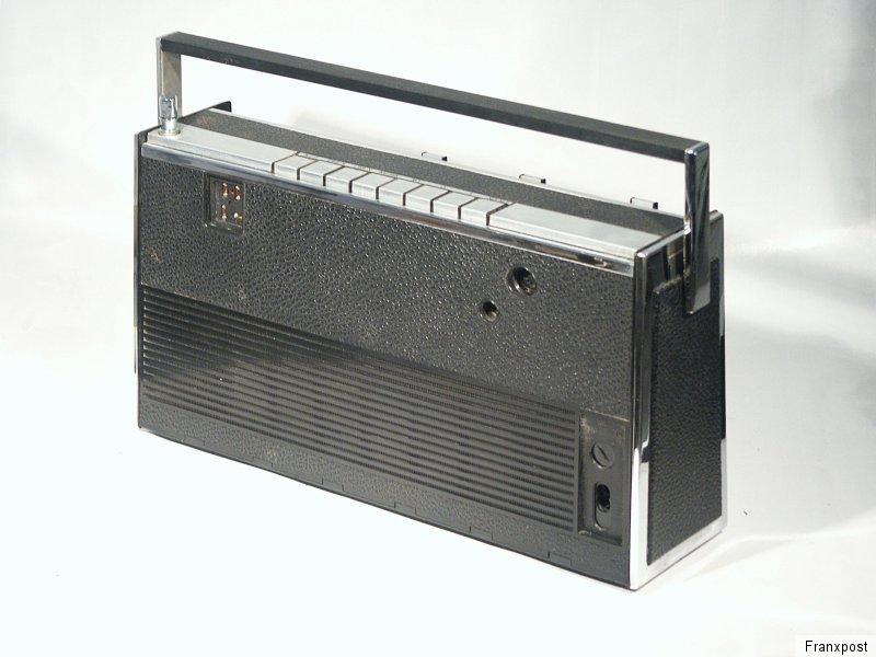 GRUNDIG CONCERT BOY 根德音乐会男孩收音机