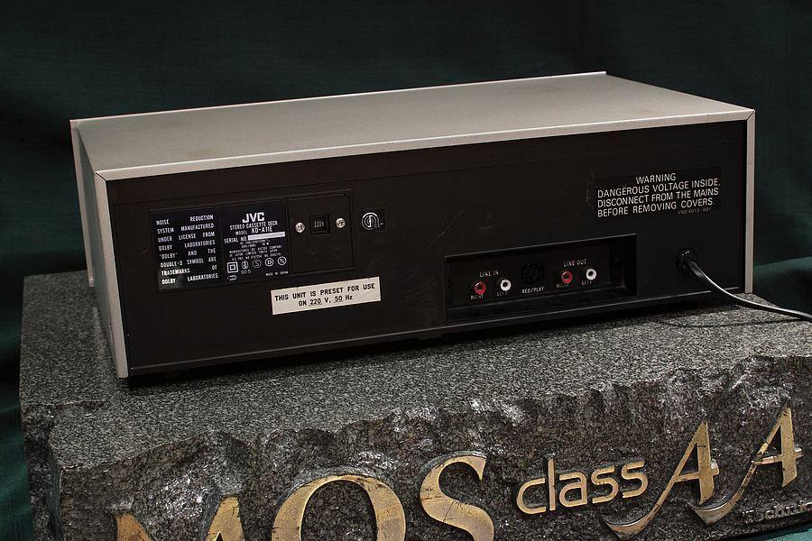 JVC KD-A11 双电平表 卡座