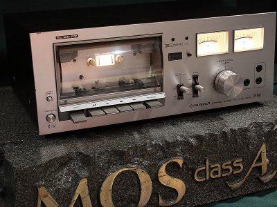 先锋 PIONEER CT-F4040 立体声古典卡座