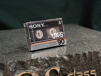 索尼 SONY UX-S90 空白录音磁带