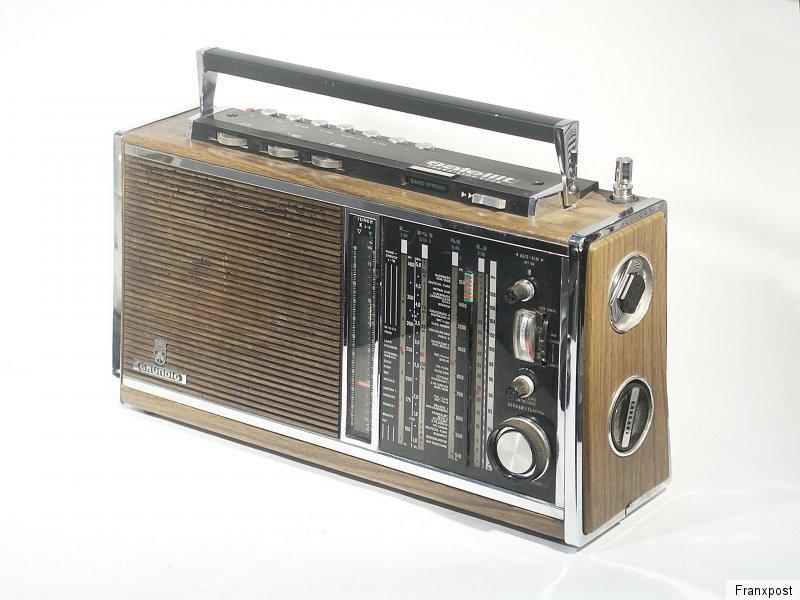 根德 GRUNDIG SATELLIT 6000 收音机