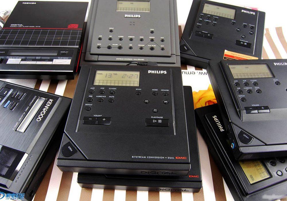 Philips AZ6808 CD随身听