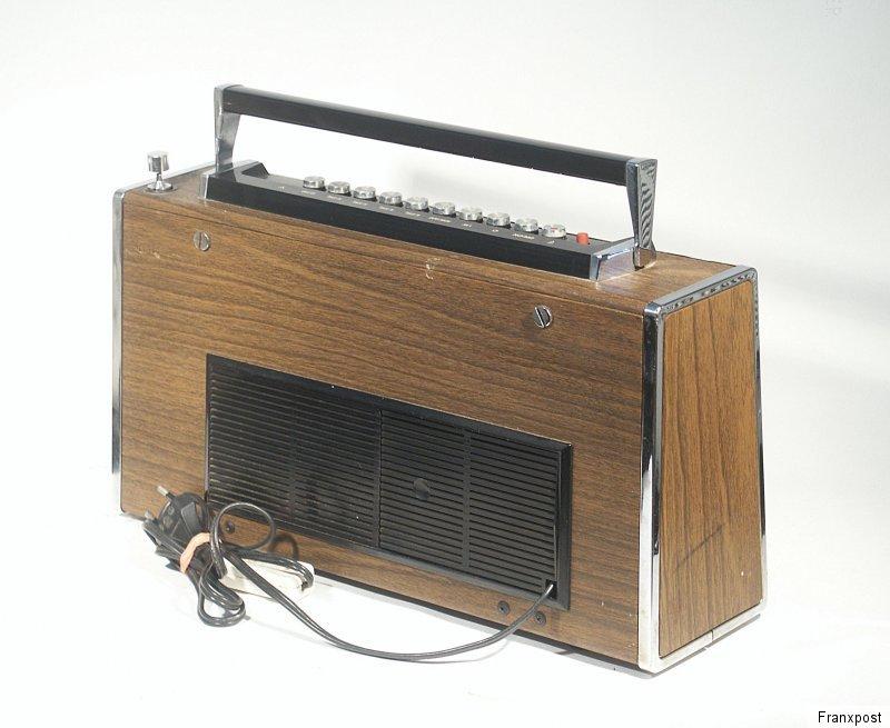 根德 GRUNDIG OCEAN BOY 世界传奇收音机