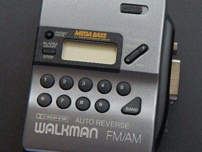 索尼 SONY WM-FX43 随身听