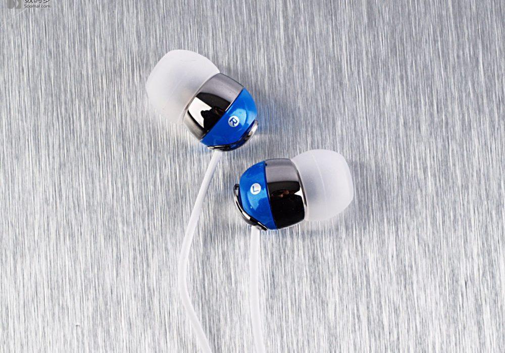 Creative 创新 EP-660 入耳式耳机 - 蓝色