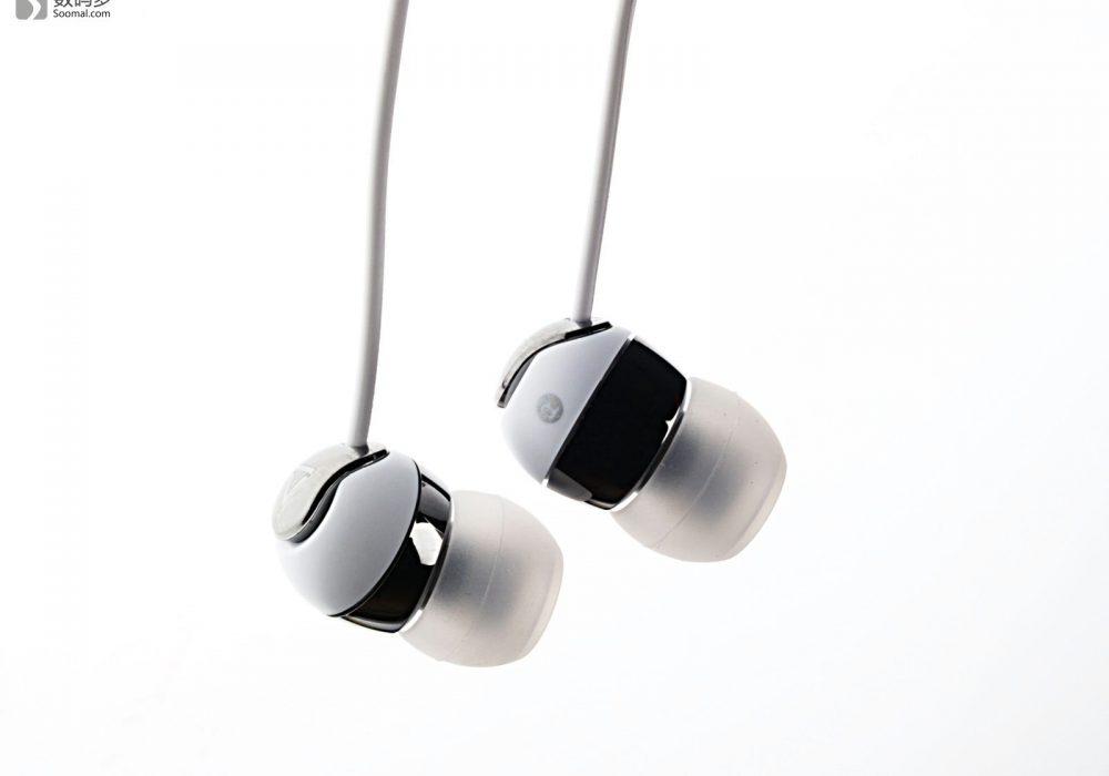 Creative 创新 EP-660 入耳式耳机 - 白色