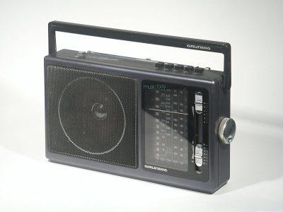 根德 GRUNDIG MUSIC BOY 收音机