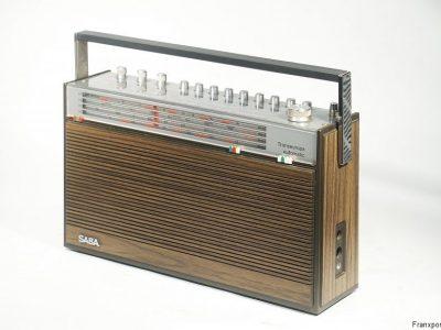 SABA TRANSEUROPA AUTOMATIC 收音机