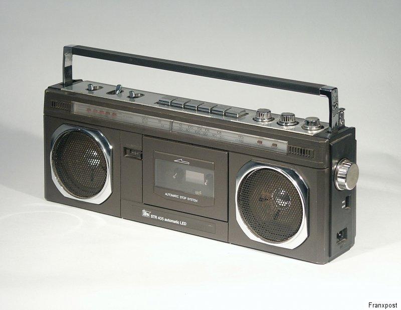 ITS STR405 立体声收录机