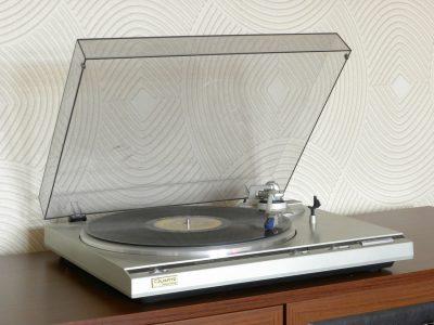 Technics SL-Q300 黑胶唱机