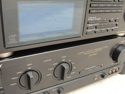 索尼 SONY LBT-D905 组合音响