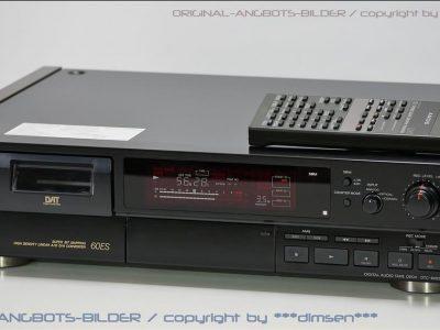 索尼 SONY DTC-60ES DAT播放机