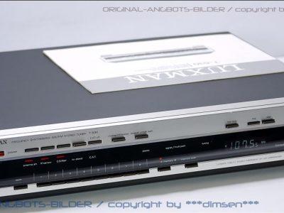 力士 LUXMAN T-530 FM/AM 数字调谐收音头