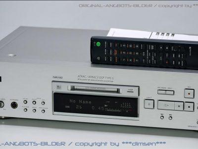 索尼 SONY MDS-JB980 Net-MD 播放机