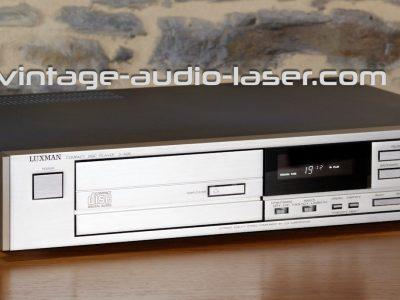LUXMAN D-405 CD播放机