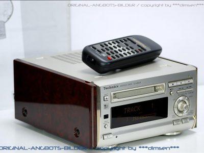 松下 Technics SJ-HD501 MD小台机