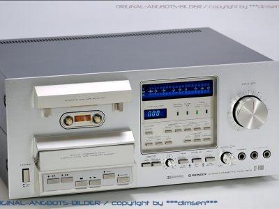 先锋 PIONEER CT-F900 卡座
