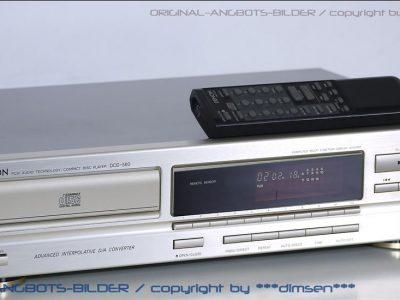 天龙 DENON DCD-580 CD播放机