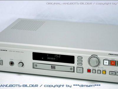 马兰士 MARANTZ CDR-630 专业级CD播放机