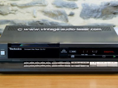 Technics SL-PJ1 CD播放机