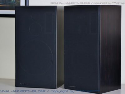 马兰士 MARANTZ HD760 古董书架音箱