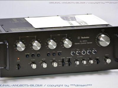 松下 Technics SU-9600 前级放大器 立体声控制中心