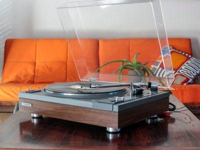 先锋 PIONEER PL-115D 黑胶唱机