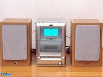 JVC CA-UXH33 微型组合音响