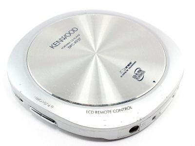 KENWOOD DPC-X937 便携 CD Player CD-R/RW 播放