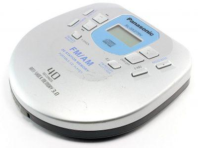 PANASONIC SL-SX279V CD随身听
