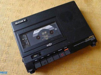 索尼 SONY TC-D5 PRO 磁带随身听