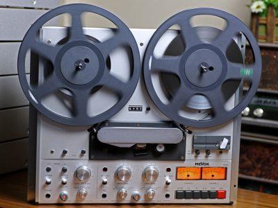 极品:REVOX PR99专业(4轨)开盘机到货(嫁出) – 广安经典音响