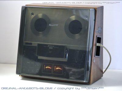索尼 SONY TC-377 开盘机