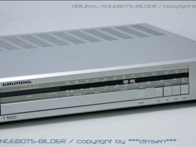 根德 GRUNDIG T7000 FM/MW/LW 三波段收音头