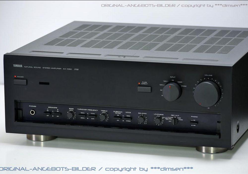 雅马哈 YAMAHA AX-1050 自然声功率放大器